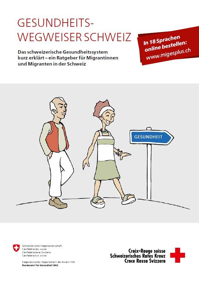 Neuauflage des «Gesundheitswegweiser Schweiz» - Spectra ...
