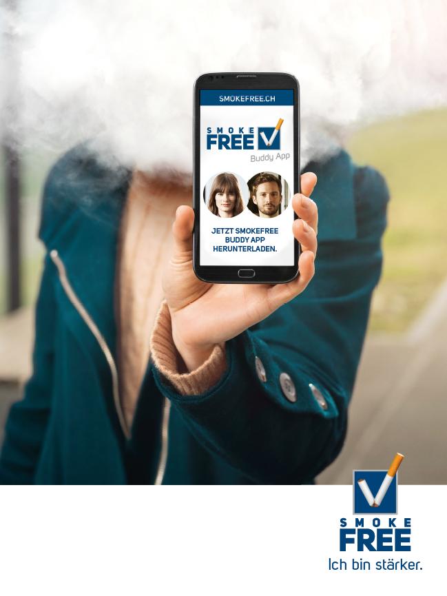 Rauchentwöhnung App